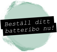 Beställ ditt Batteribo nu!